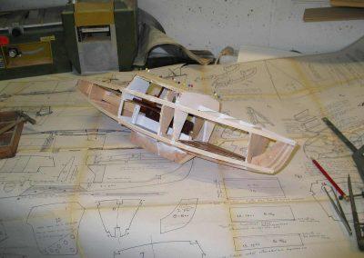 Corsaire Construction 1