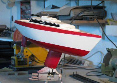 Maquette de bateau Etap 28 Bateau de plaisance Voilier