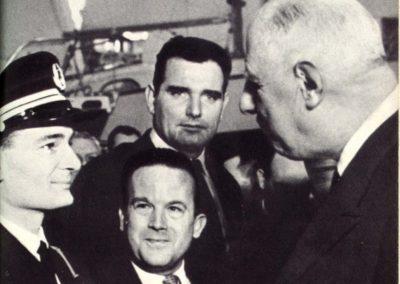 Pen Duick II, 1964, Éric Tabarly 2