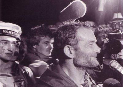 Pen Duick II, 1964, Éric Tabarly 3