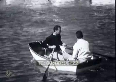Pen Duick II, 1964, Éric Tabarly 8