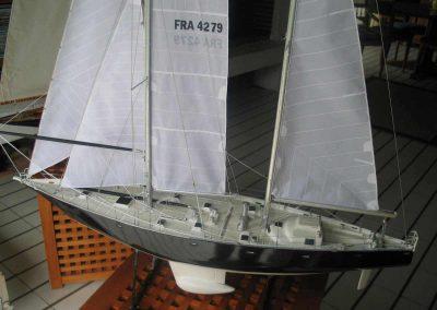Pen Duick III Détail 7