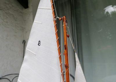 galerie détails, pic de maquette de Bélouga,bateau de plaisance,voilier croiseur côtier