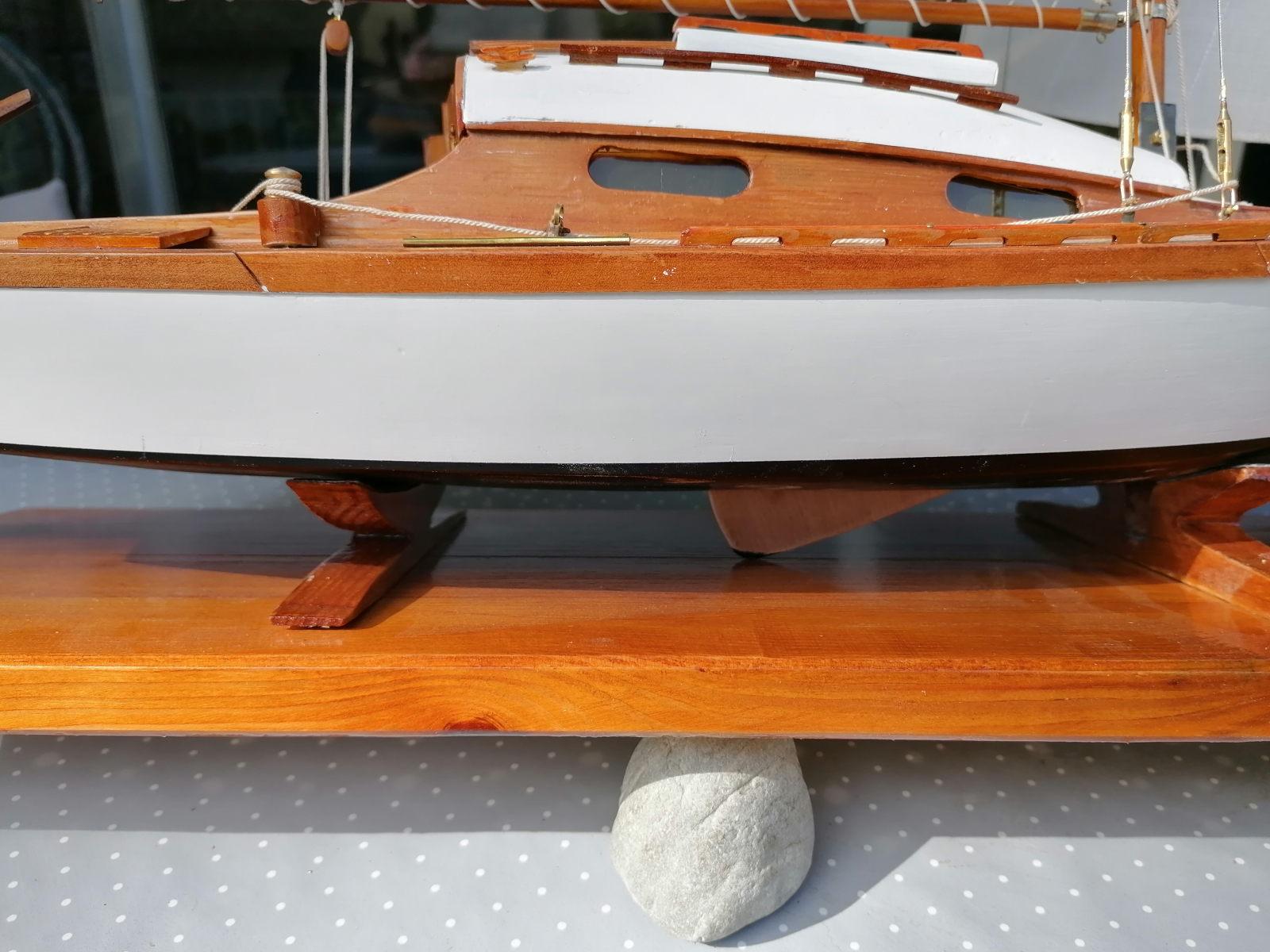 Maquette de Bélouga, Bateau de plaisance, Voilier croiseur côtier