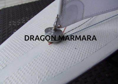Maquette de Dragon, Bateau de plaisance et de régate, Voilier